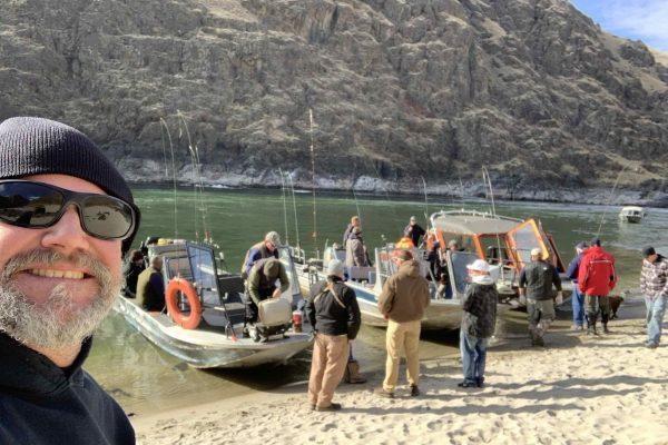 WSCC Fishing Trip November