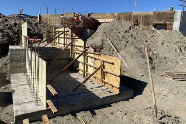 PA&A Forming FTGs for Site Stairs