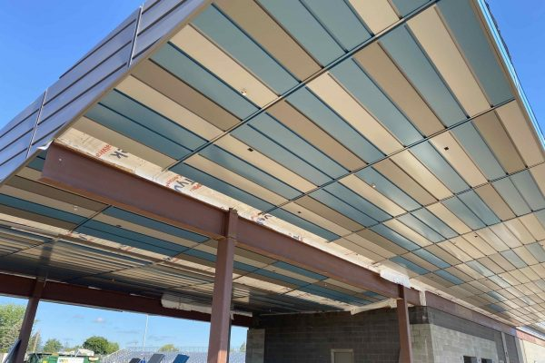 PA&A Gameday Services Fascia&Soffit Panels