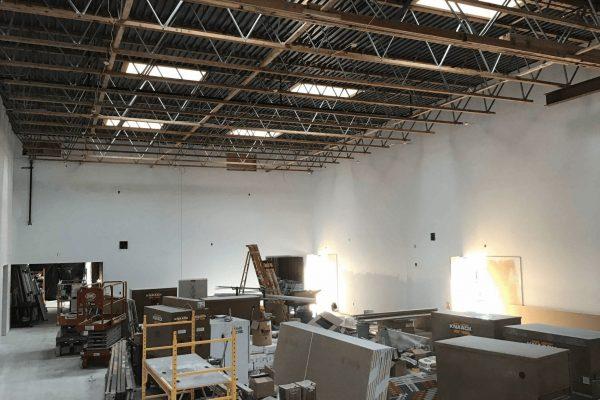 Building 400 Interior